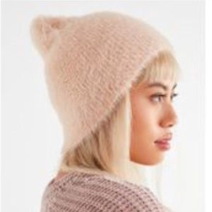 ❗️1 LEFT Urban Outfitters Pink Winter Hat NWT $39!